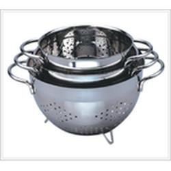 Vinzer - Дуршлаг - нержавеющая сталь, диаметр 21,0 см (арт. 89256)