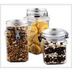 Vinzer -  Емкость для пищевых продуктов - акрил, герметическая крышка, объем - 1800мл (арт. 69261)