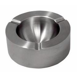 Vinzer -  Пепельница - нержавеющая сталь, диаметр 130 мм (арт. 69293)