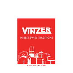 Vinzer -  Фирменный пакет 48х30см - полиэтилен, 40 мк (арт. 69511)