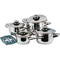 Vinzer -  Набор посуды GRAND JUNIOR - 9 предметов (арт. 89039)