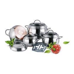 Vinzer -  Набор посуды MAJESTIC OPTIMA - 9 предметов (арт. 89041)