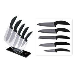 Vinzer -  Набор керамических ножей Illusion - 6 предметов  (арт. 89130)